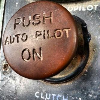 PUSH Auto Pilot ON