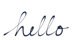 hello-handwriting