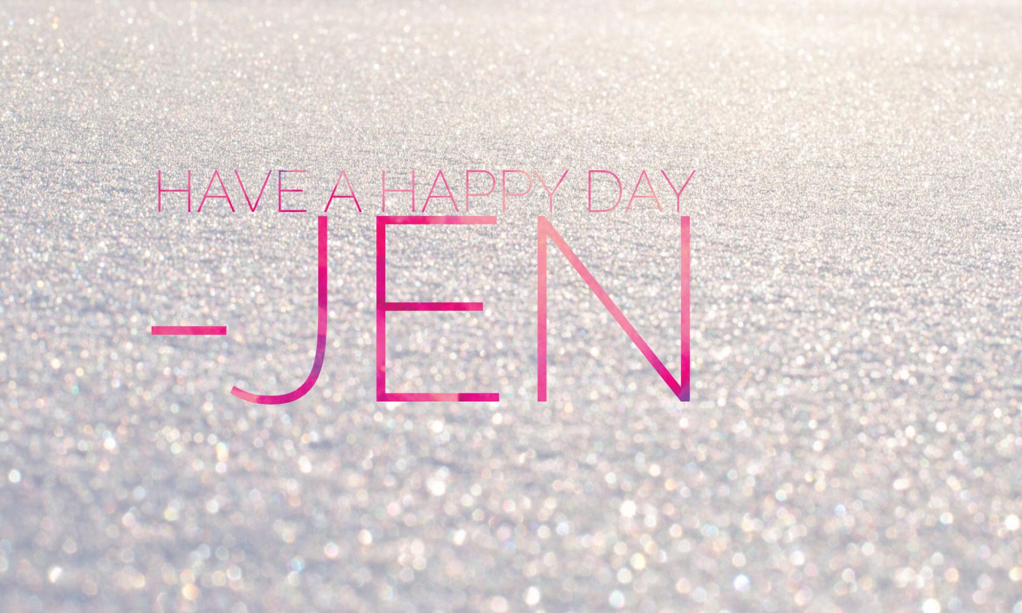Jen Conrad's Master Key Blog
