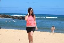 Jen Kauai side profile 2016