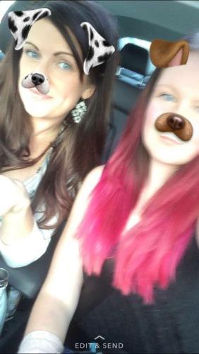 Jen+Sara CarSnap June2017