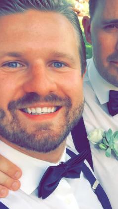 July 2017 | Kyle's wedding in Utah, USA