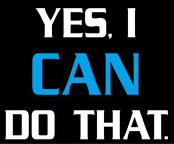 Yes, I can do that!