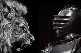 LION vs KNIGHT